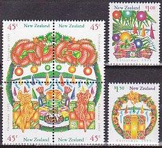 ニュージーランド・クリスマス・1993(6)