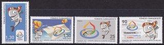 トルコ・ユースオリンピック・2011(4)