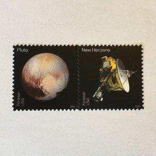 USA・冥王星・2016(2)セルフ糊