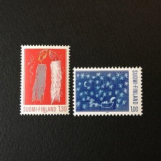 フィンランド・クリスマス・切手・1983(2)