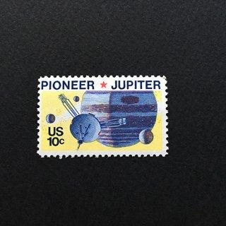 USA・惑星探査機パイオニア10号・1975