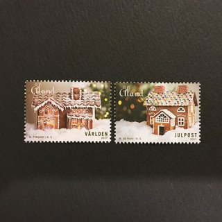 オーランド・クリスマス切手・2017(2)