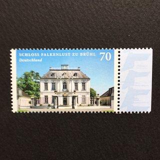 ドイツの切手・ファルケンルスト城・2018