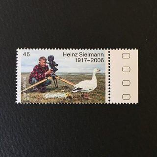 ドイツの切手・ハイント・ジールマン誕生100年・2017