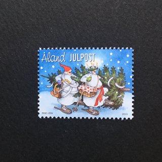 オーランド・クリスマス切手・2010