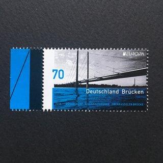 ドイツ・ヨーロッパ切手・橋・2018