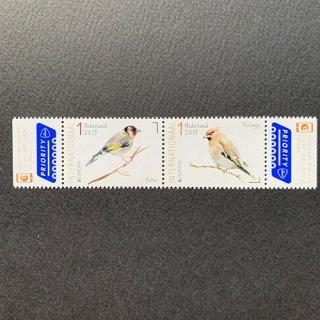 オランダ・ヨーロッパ切手・国鳥・2019(2)