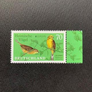 ドイツ・ヨーロッパ切手・国鳥・2019