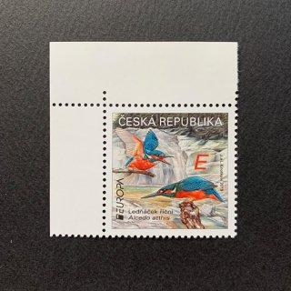 チェコ・ヨーロッパ切手・国鳥・2019