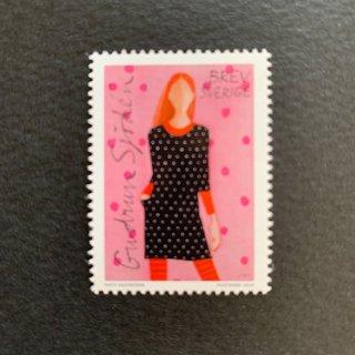 スウェーデンの切手・ファッション・2019