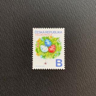 チェコの切手・イースター・2020