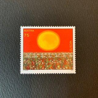 オーストリアの切手・ヨーロッパ・観光・2004