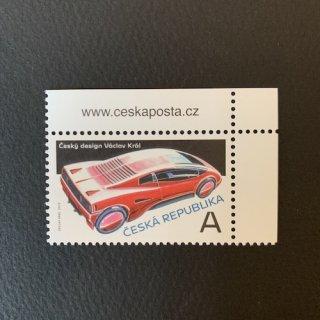 チェコの切手・デザイナー・2019