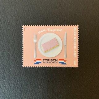 オランダの切手・お菓子・ケーキ・2020