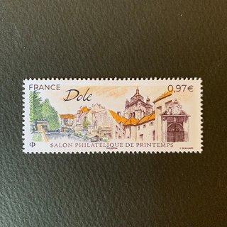 フランスの切手・春の郵趣サロン・2020
