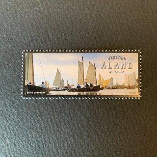 オーランドの切手・ヨーロッパ・昔の郵便ルート・2020(2)