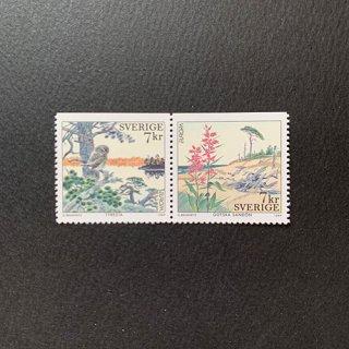 スウェーデンの切手・ヨーロッパ・1999(2)