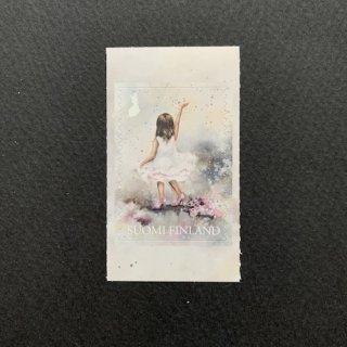 フィンランドの切手・リトルドリーマー・2020(セルフ糊)