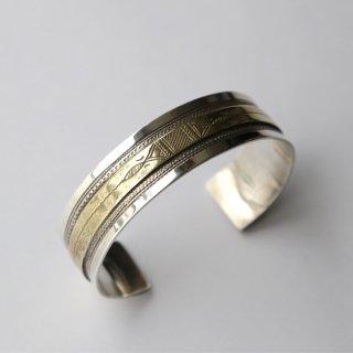 Touareg Silver bangle10