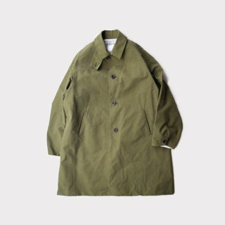 Grand Sakura Coat Olive