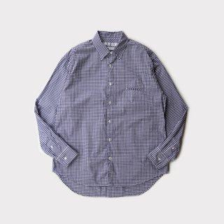Grooming Shirts  Navy-Gingham