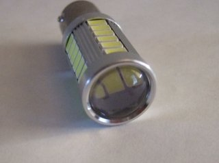 プロジェクターLED ウインカー(アンバー・黄色/6000K・白色)