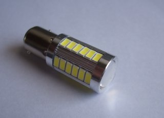 プロジェクターLED ブレーキ・テールライト SMD LED 33個搭載のビーム光