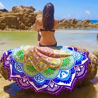 Lotus Beach Mat