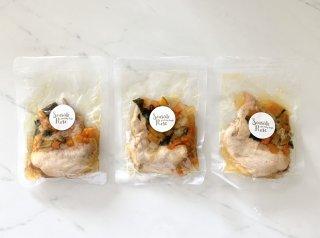 鶏手羽と野菜のごちそう <3個パック>