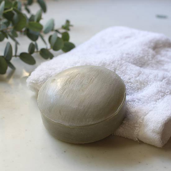 肌に優しい固形石鹸 VLUCK シソア ナチュラルソープ