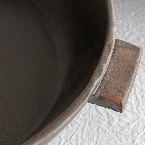 耐熱 陶板 大 23cm / クラフト石川