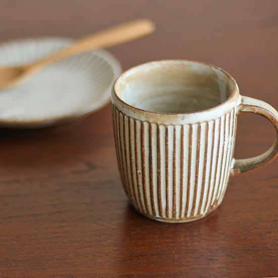マグカップ しのぎ / 粕谷修朗