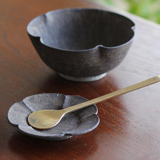 梅型豆皿 / 冨部咲喜子