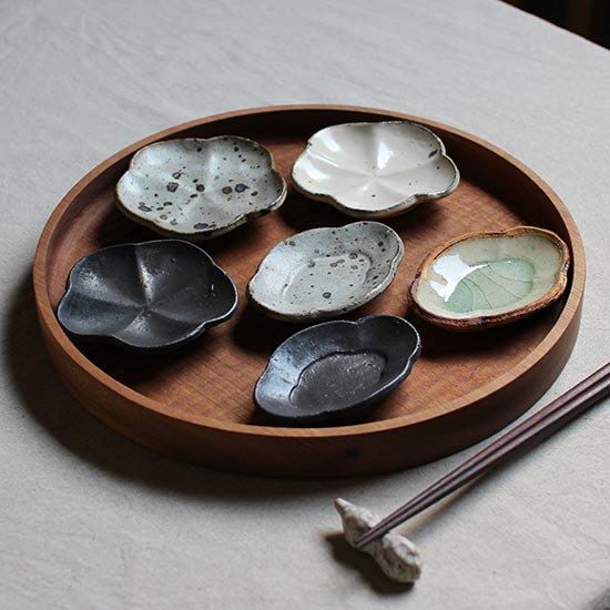 木瓜豆皿 / 加藤祥孝