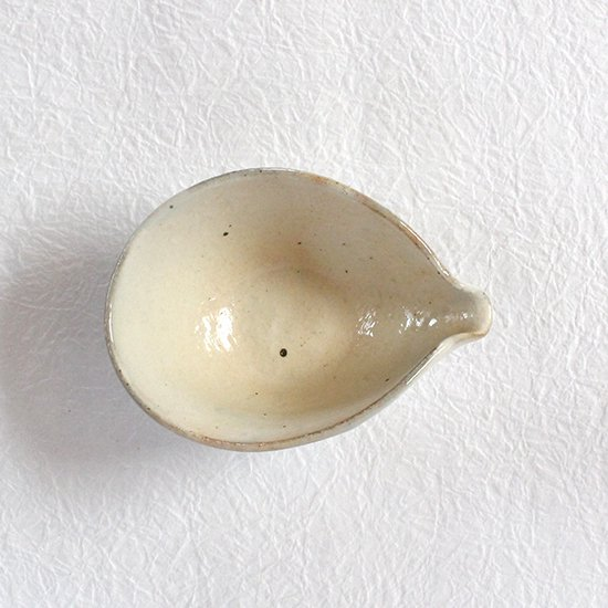 楕円片口鉢 ヒメ / 古谷製陶所