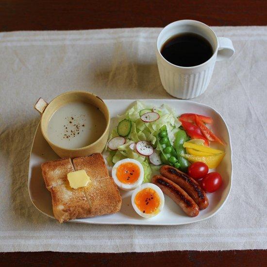 玉石角皿 / クラフト石川