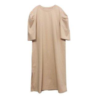 20 SS  タックスリーブサックドレス