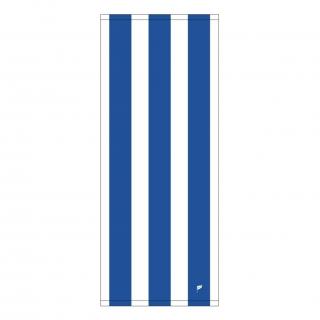 今治フェイスタオル × OCEAN 刺繍入り Blue 400匁