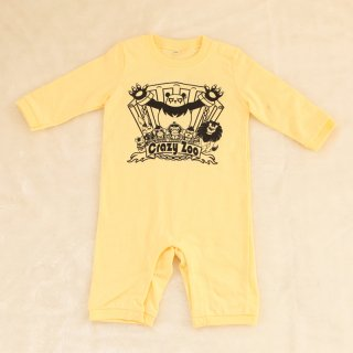 【 40%OFF 】[CrazyZoo] TOUR ROMPERS<img class='new_mark_img2' src='//img.shop-pro.jp/img/new/icons20.gif' style='border:none;display:inline;margin:0px;padding:0px;width:auto;' />
