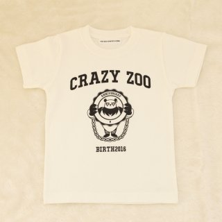 【 40%OFF 】[CrazyZoo] ANNIVERSARY KIDS TEE<img class='new_mark_img2' src='//img.shop-pro.jp/img/new/icons20.gif' style='border:none;display:inline;margin:0px;padding:0px;width:auto;' />