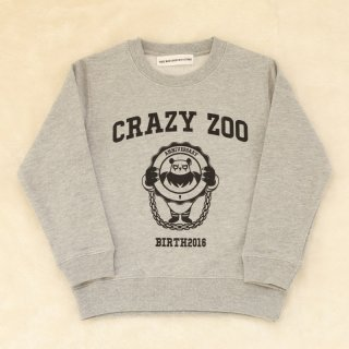 【 40%OFF 】[CrazyZoo] ANNIVERSARY KIDS SWEAT<img class='new_mark_img2' src='//img.shop-pro.jp/img/new/icons20.gif' style='border:none;display:inline;margin:0px;padding:0px;width:auto;' />