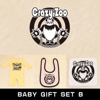 [CrazyZoo] BABY GIFT SET B