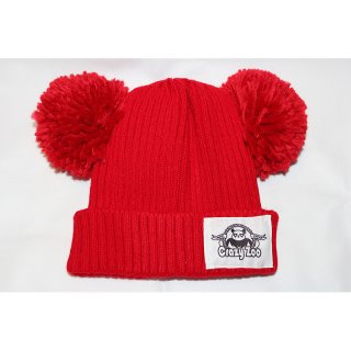 【 40%OFF 】[CrazyZoo] KIDS MOUSE BEANIE<img class='new_mark_img2' src='//img.shop-pro.jp/img/new/icons20.gif' style='border:none;display:inline;margin:0px;padding:0px;width:auto;' />
