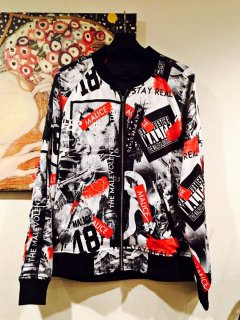 [TME] MALICE souvenir jacket<img class='new_mark_img2' src='//img.shop-pro.jp/img/new/icons5.gif' style='border:none;display:inline;margin:0px;padding:0px;width:auto;' />