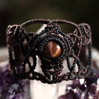 [EH] Tiger eye bracelet (虎目石腕輪)