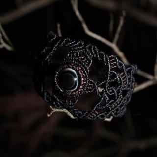 [EH] Eye agate bracelet (天眼石腕輪)