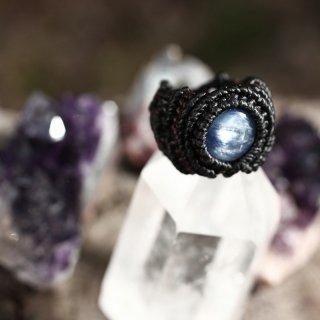 [EH] Kyanite ring (藍晶石指輪)