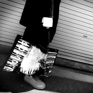 [RJUD] 2way bag 【downer】