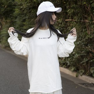 【 35%OFF 】[TMCS] CUT OFF SWEAT<img class='new_mark_img2' src='//img.shop-pro.jp/img/new/icons20.gif' style='border:none;display:inline;margin:0px;padding:0px;width:auto;' />