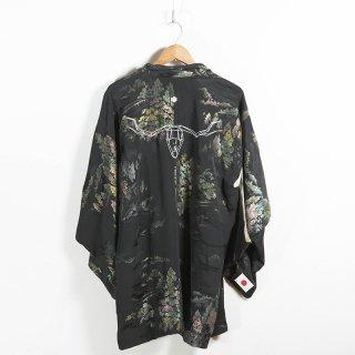 [HIYU] リメイク黒羽織 (deer)